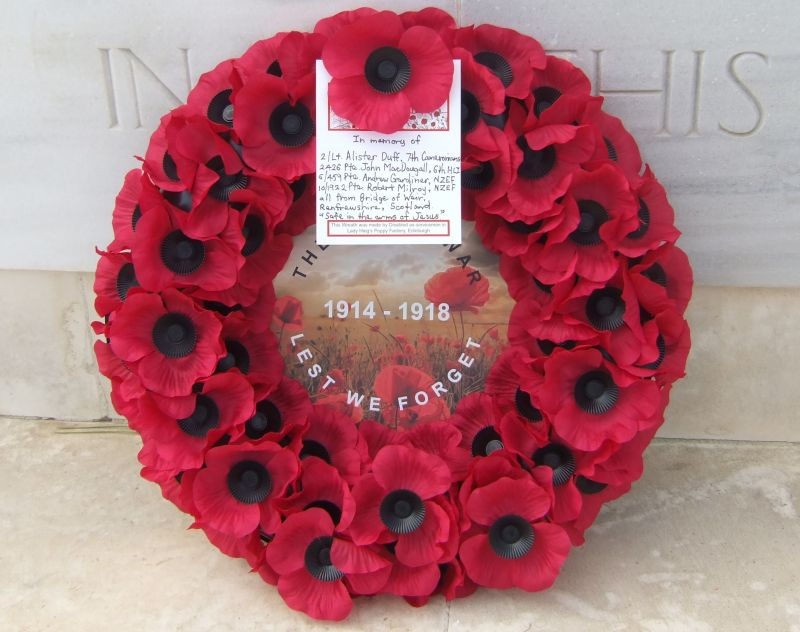 Gallipoli wreath